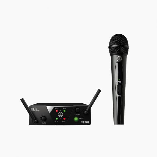 Mikrafonas AKG-WMS-40