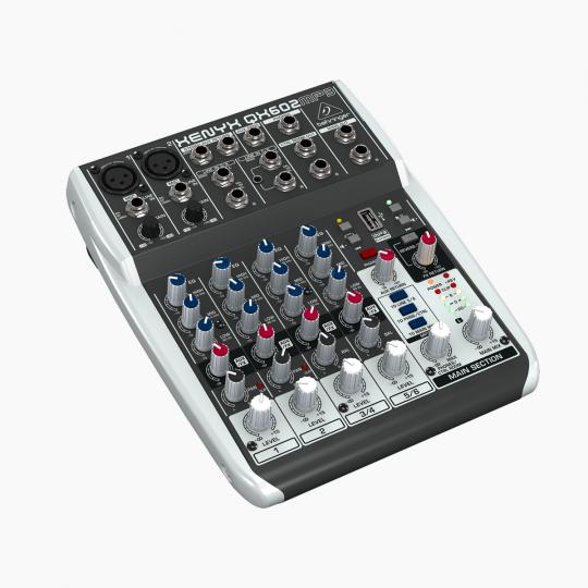 Behringer-Xenyx-USB-QX602MP3